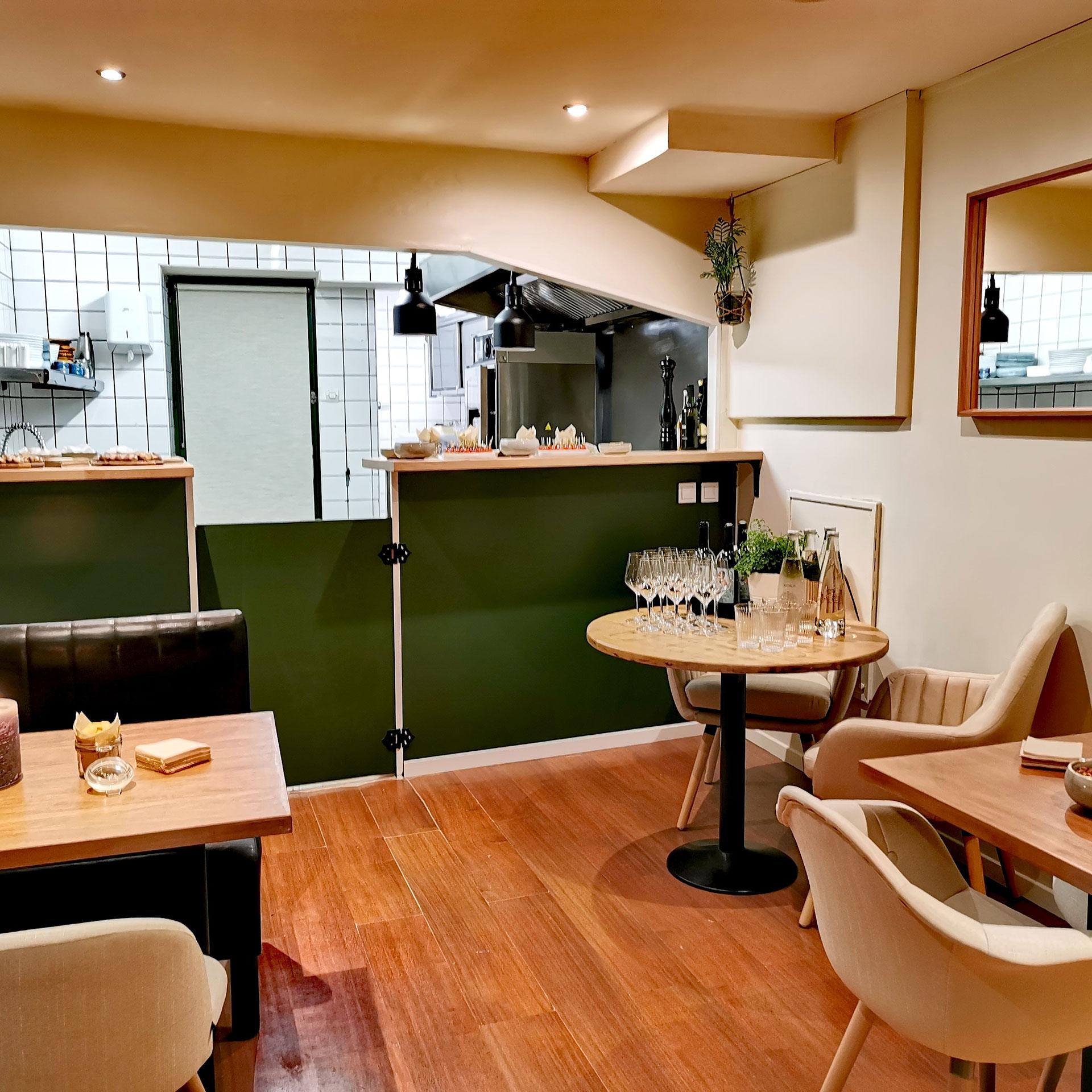 Restaurant La Vraie Vie